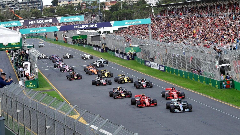 Australian Grand Prix Tickets 2021