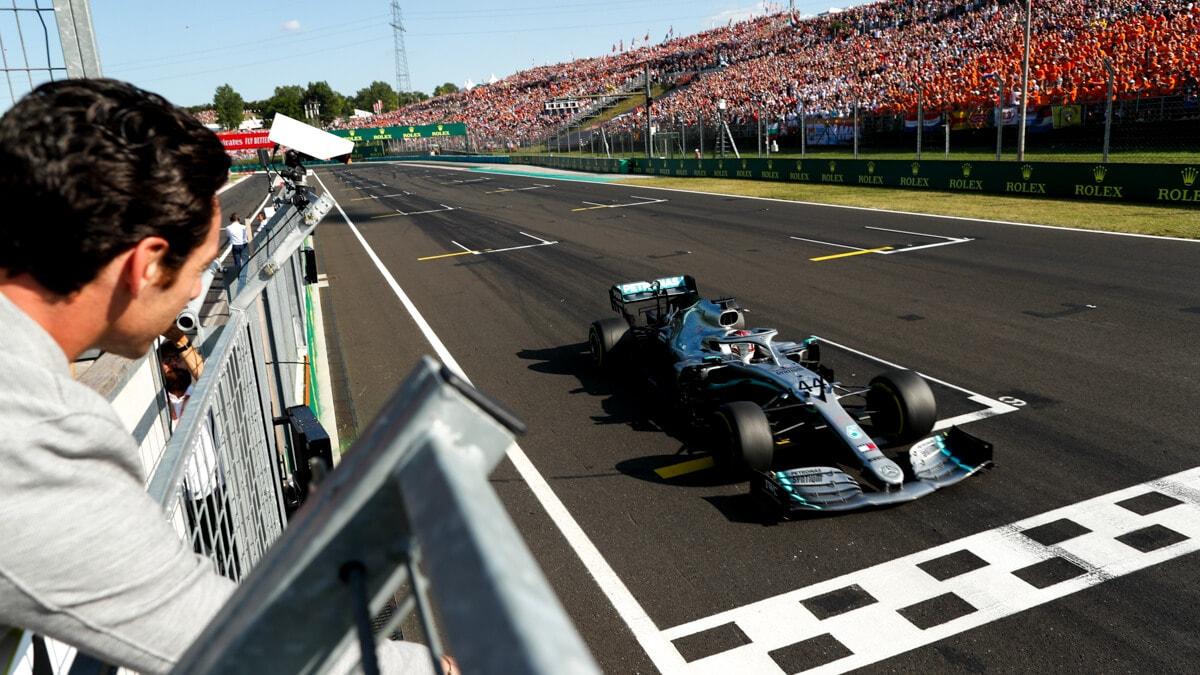 Hungarian Grand Prix Tickets 2022