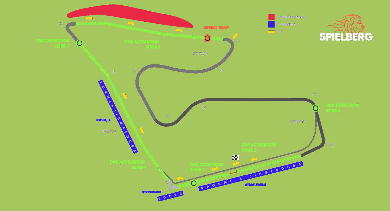 Circuit Austrian Grand Prix – Spielberg 2022