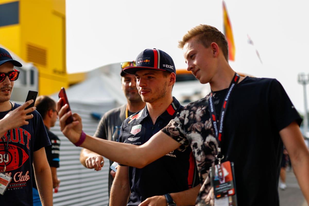 Dutch Grand Prix 2021 – Champions Club Package
