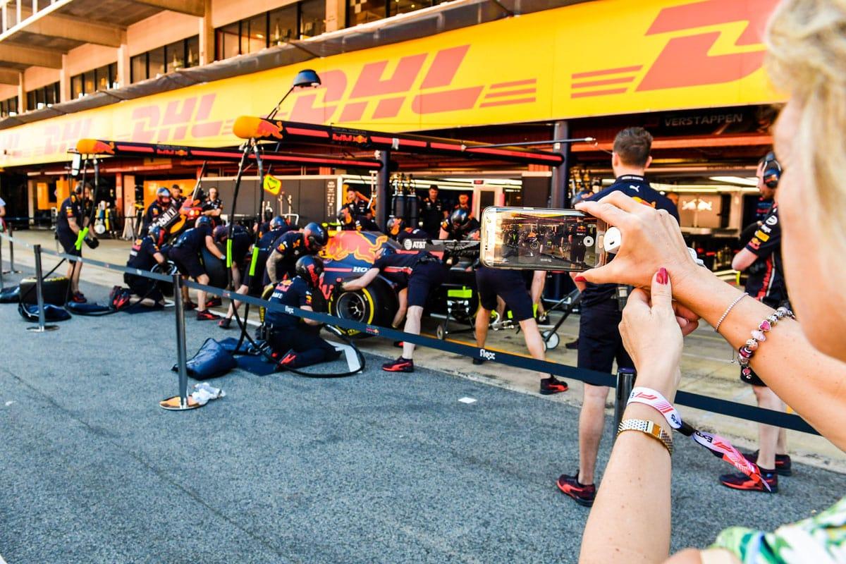 F1 Team Hospitality