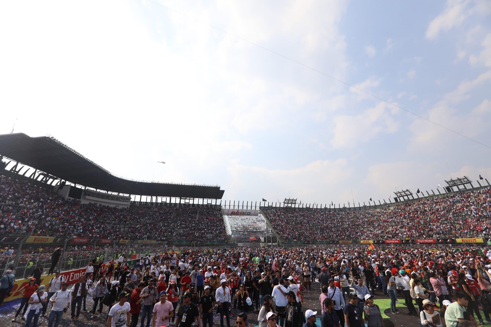 Mexican Grand Prix 2021 – 5-star Hotel Mexico City – Autódromo Hermanos Rodríguez