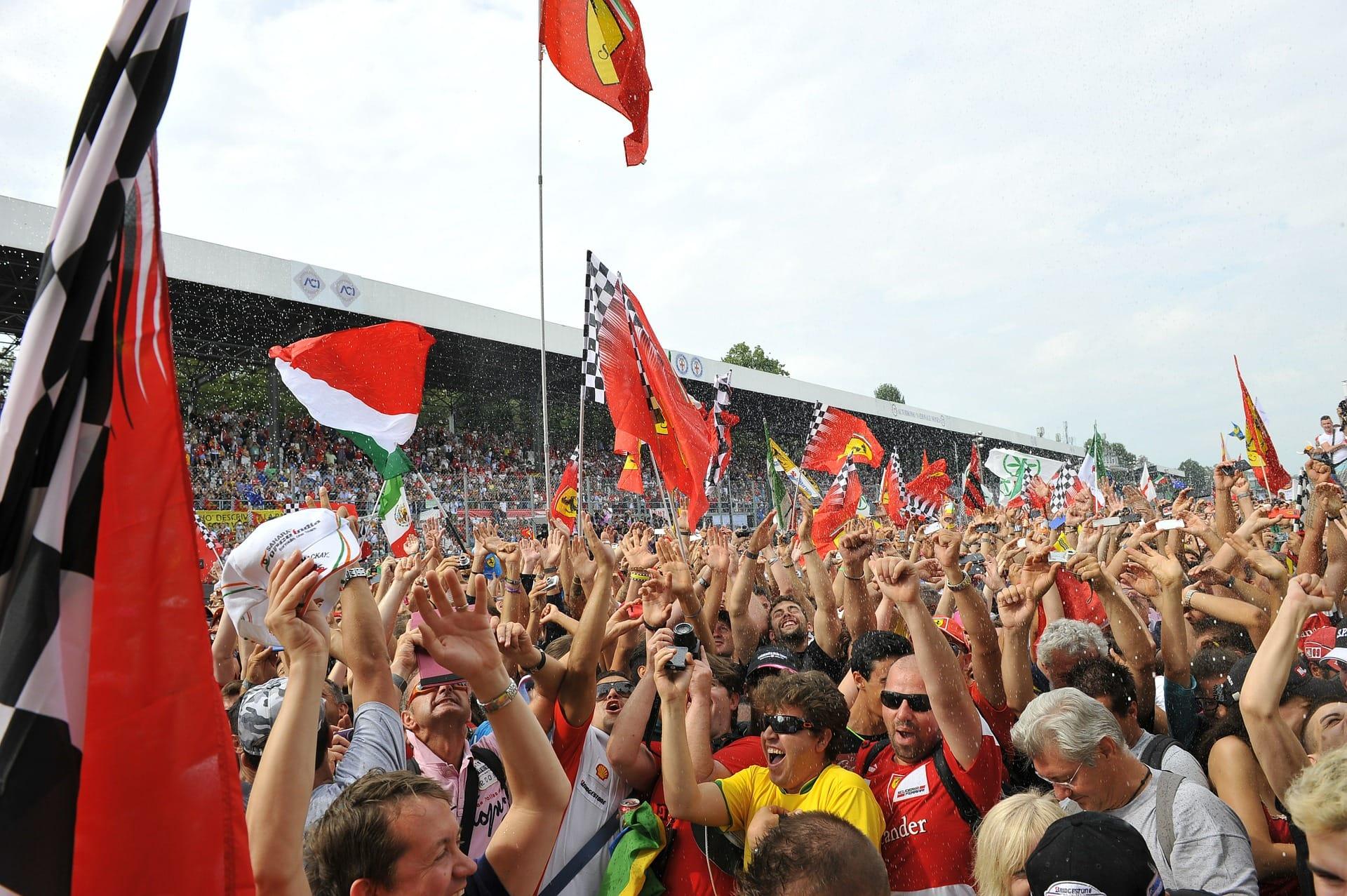 Italian Grand Prix 2021 – Hotel – Autodromo Nazionale di Monza