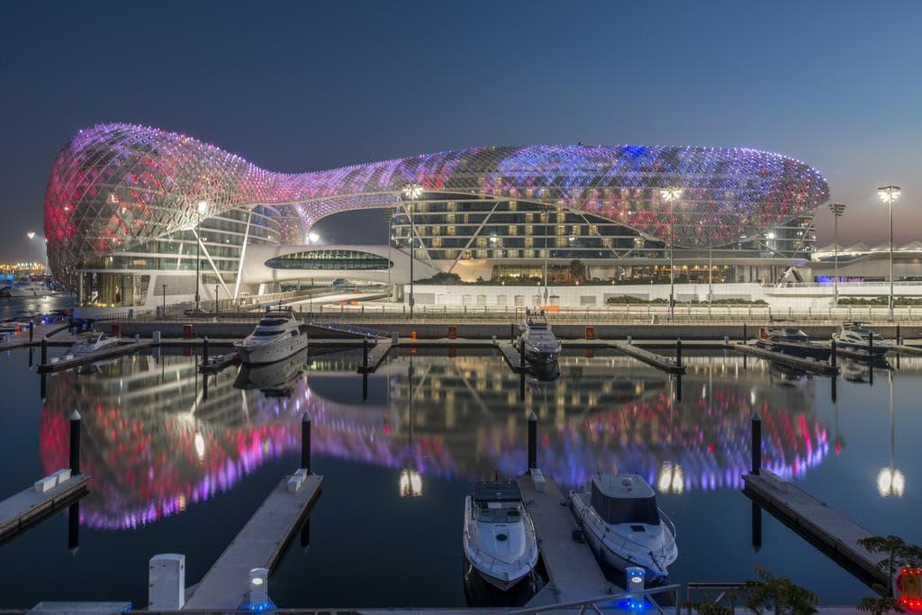 F1 Abu Dhabi 2021 – Amber Lounge Yacht Hospitality