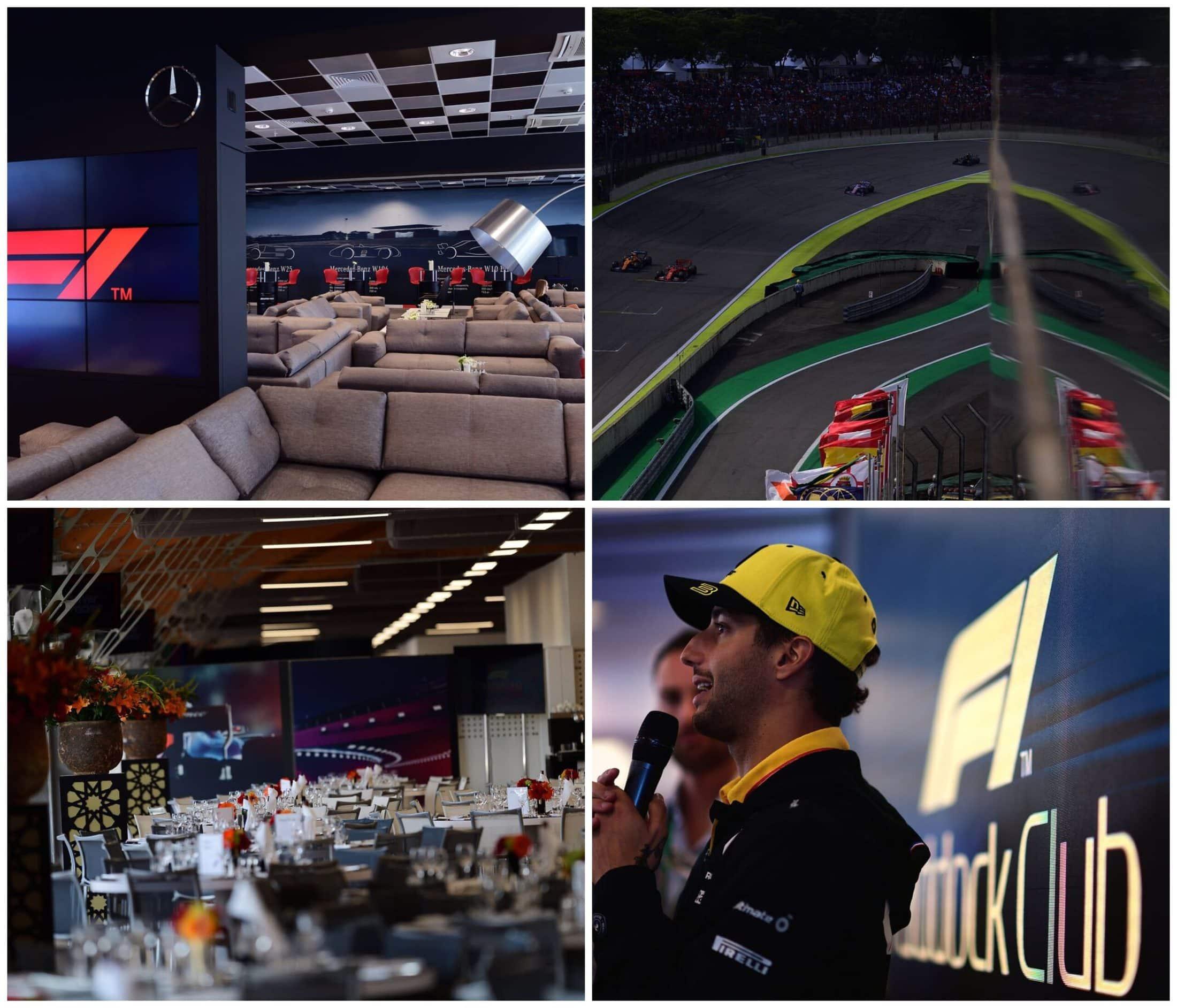 F1 Brazil 2021 – Paddock Club™ Package